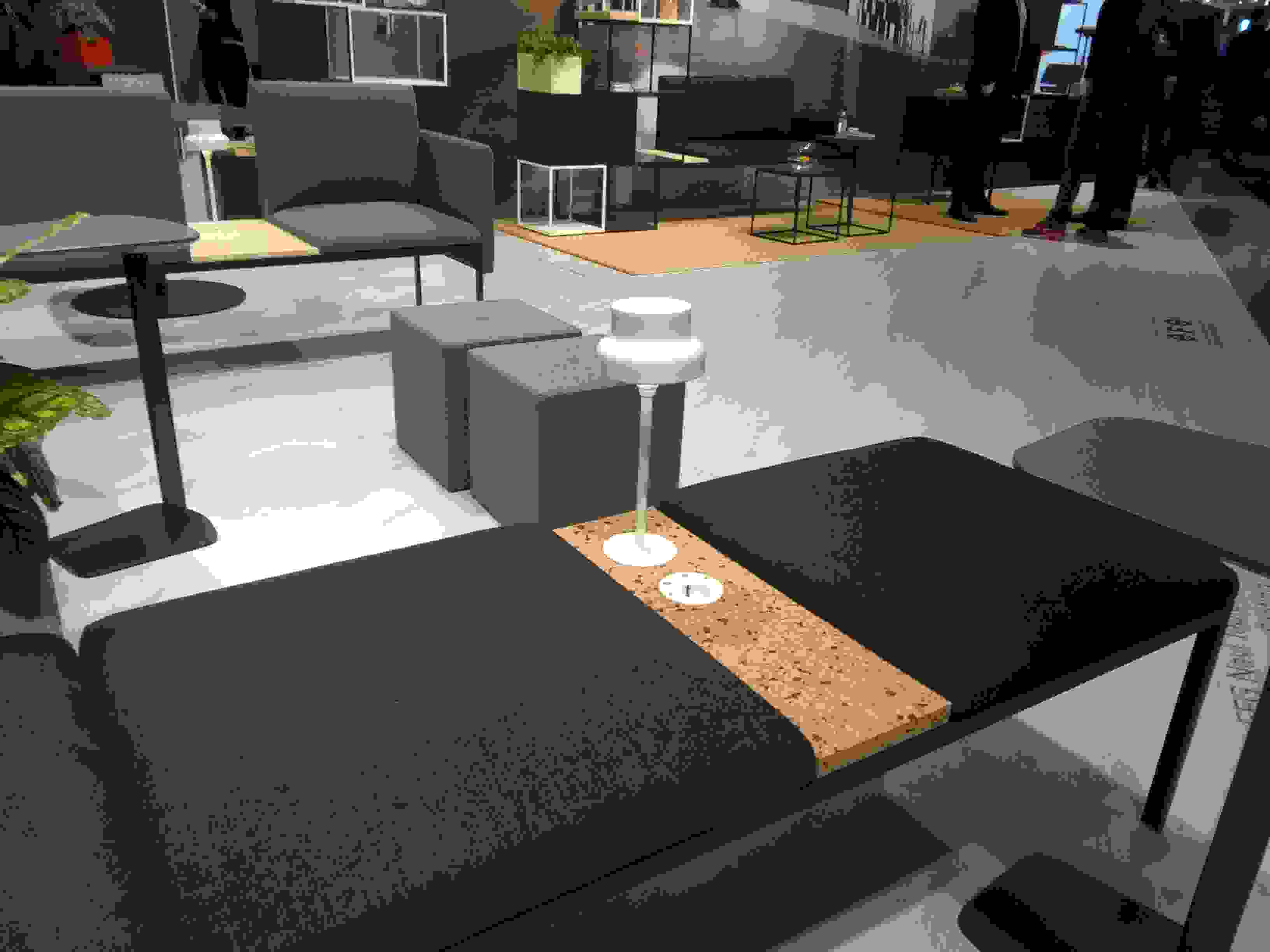 cork furniture. Several Exhibitors Also Presented New Concepts With Cork. Cork Furniture D