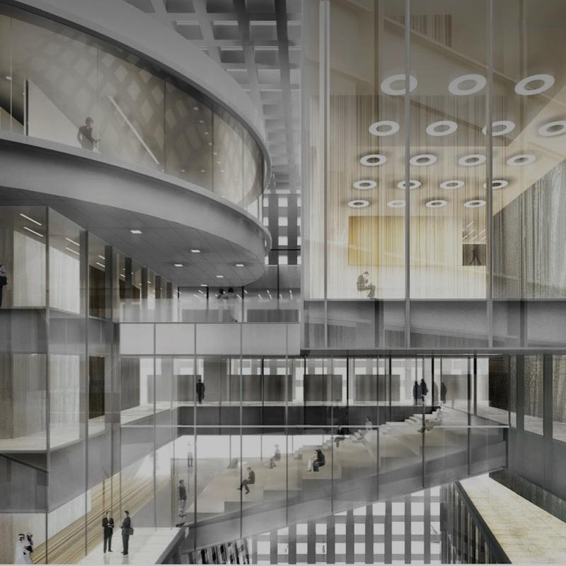 Qatar Foundation Headquarters Projects Construction