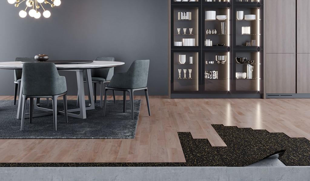 Underlay   Materials & Applications > Flooring Accessories