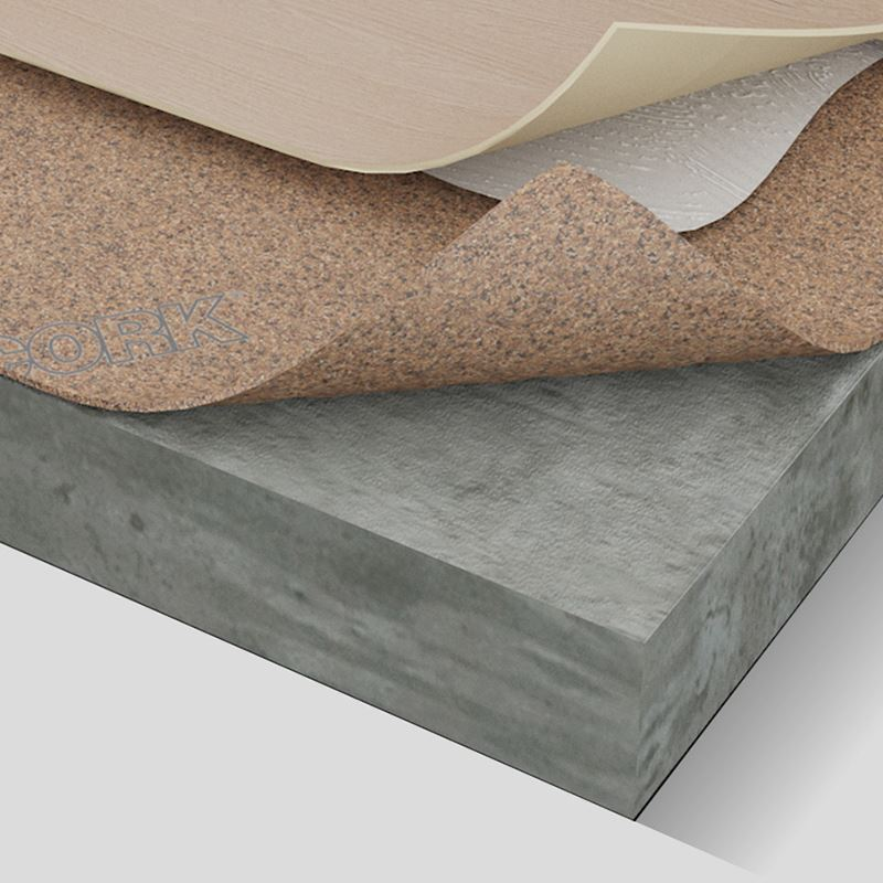 T51 Products Gt Acousticork Gt Flooring Gt Materials