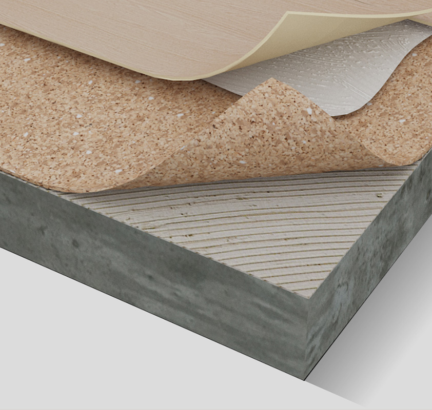 Corkplus 250 Products Gt Acousticork Gt Flooring