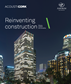 Brochure | Reinventing construction | EN