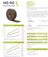 Datasheet | R0  Cork & Recycled Rubber | EN