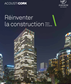 Brochure | Reinventing Construction | FR