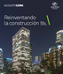 Brochure | Acousticork Reinventing Construction (ES)