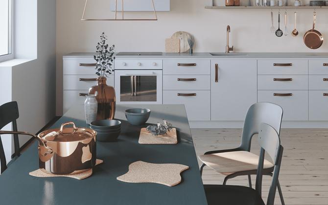 Zuhause Konsumguter Materialien Anwendungsbereiche Amorim Cork Composites